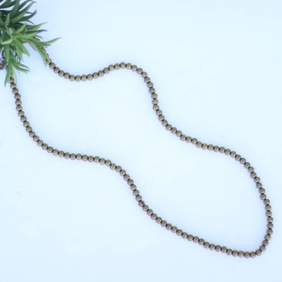 "Punchy's 40"" BG Bead Neck Set"