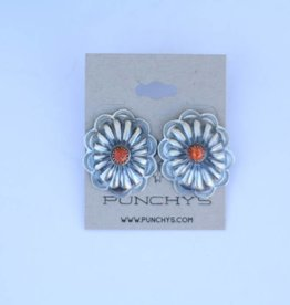 Punchy's Spiny Concho Earring