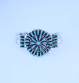 Punchy's Petite Cluster Cuff