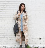 Punchy's The Ashley Long Duster With Studs