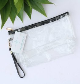 Punchy's Clear Travel Pouch