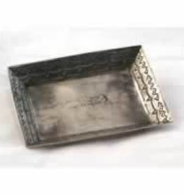 Punchy's Small Stamped Tray