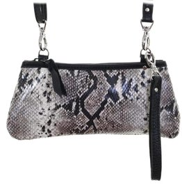 Punchy's Cobra Lux Little Clutch Bag