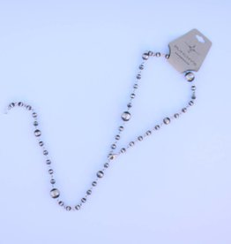 Punchy's 29in Multi Size Navajo Pearls Lariat