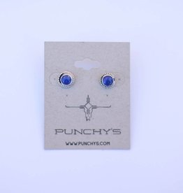 Punchy's Lapis Rope Stud