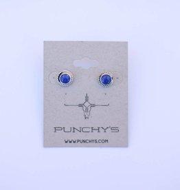 Punchy's Lapis Rope Stud