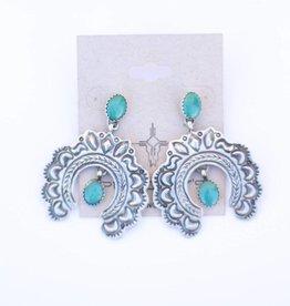 Punchy's Naja Post Earring