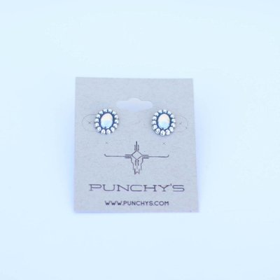 Punchy's Small Dotted Concho