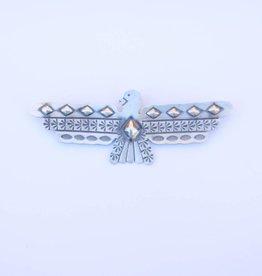 Punchy's Thunderbird Pin