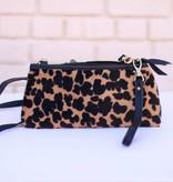 Punchy's Little Clutch Bag in Jaguar