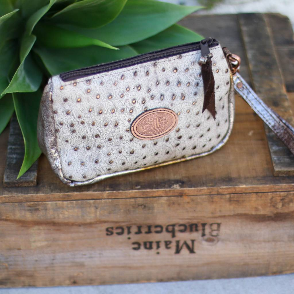 Punchy's Make Up Pouch with Tassel