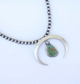 Punchy's Santa Clara Naja Necklace