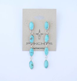 Punchy's The Xena Earring