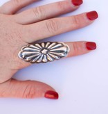 Punchy's Oval Concho Ring