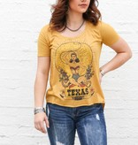 Punchy's Cowgirl Pin-up Tee