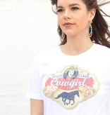 Punchy's High Class Cowgirl Tee