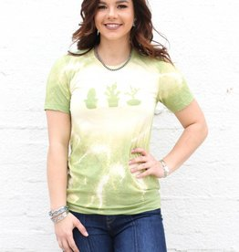 Punchy's Lime Succulent Tee