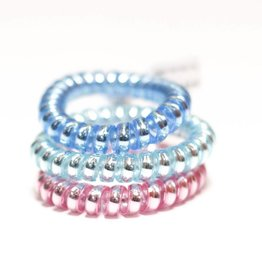 Punchy's Pastel Coil Hair Tie
