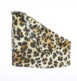 Punchy's 20x20 Leopard Neckerchief