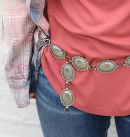 Punchy's The Raton Concho Belt