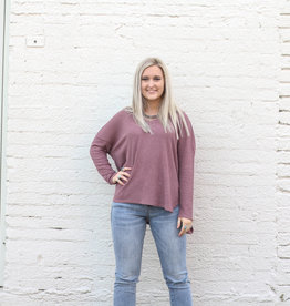 Punchy's Lightweight Burgundy Thermal