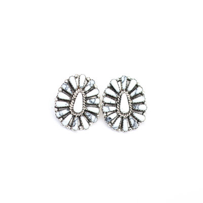 Punchy's The Whitley Cluster Earring