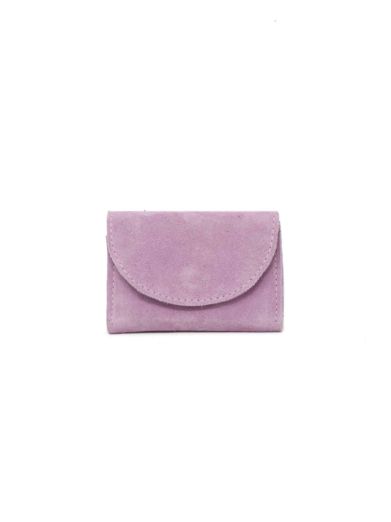 Punchy's Tirhas Coin Purse in Lilac