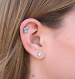 Punchy's Petite Turquosie Ear Cuff