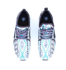 Punchy's Fuse Turquoise Aztec Athletic Shoe