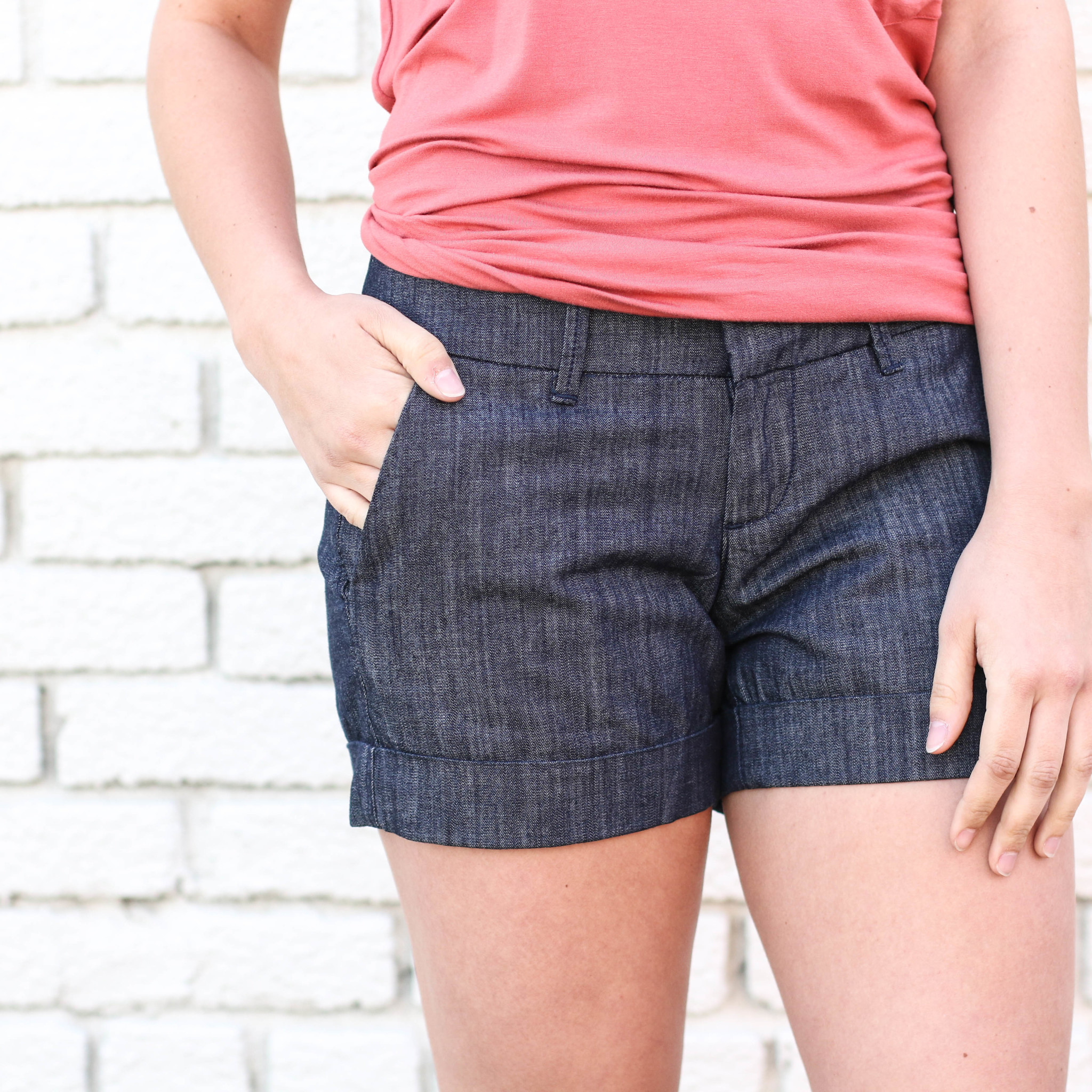 Punchy's Denim Comfort Short