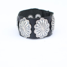 Punchy's The Elgin Concho Bracelet