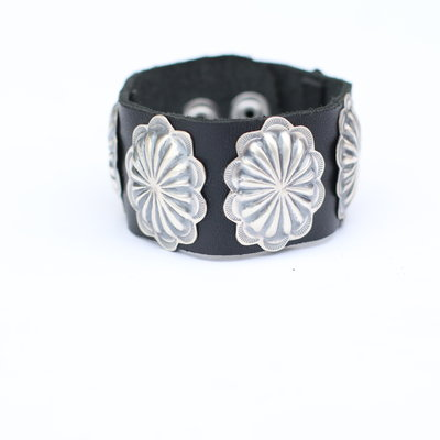 Punchy's The Elgin Concho Bracelet
