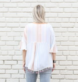 Punchy's The Lexi Tassel Top