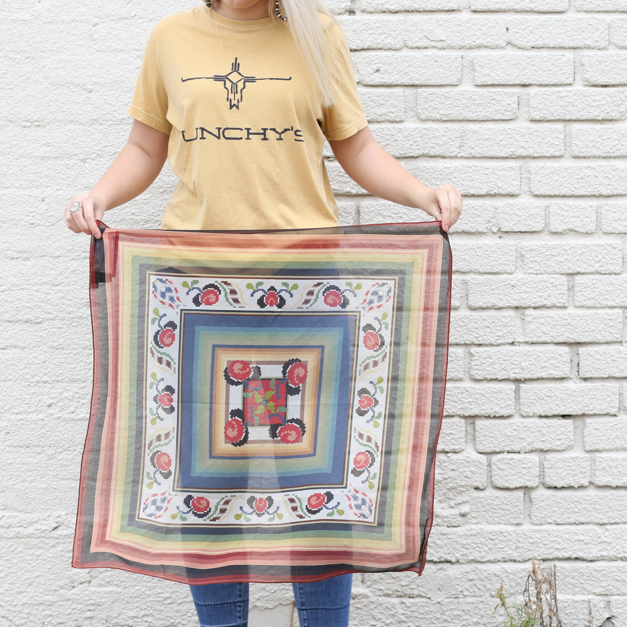 Punchy's Sonoran Scarf