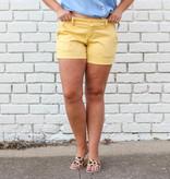 Punchy's Mellow Yellow Comfort Shorts