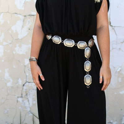 Punchy's The Lucia Concho Belt