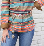 Punchy's Arizona Sunset Button Down