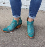 Punchy's Dixon Booties in Agate Green