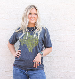 Punchy's Texas Towns Graphic Tee