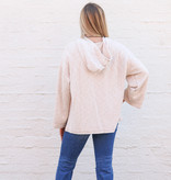 Punchy's Cream & Sugar Ribbed Pullover