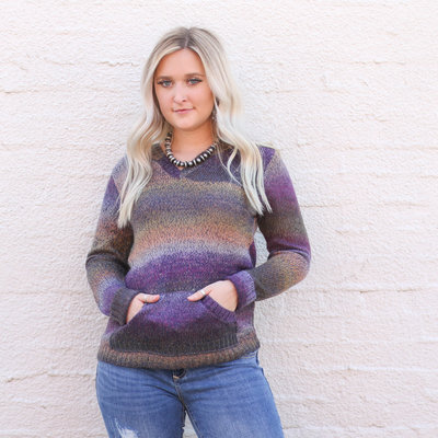 Punchy's Ombre Lightweight Hoodie