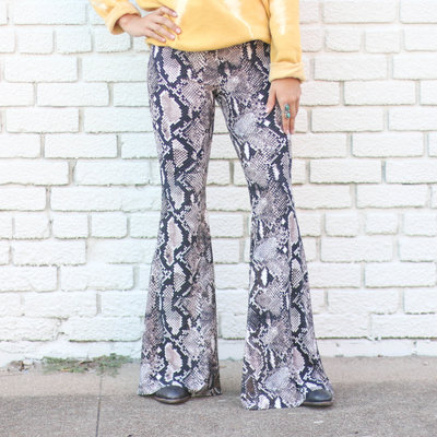 Punchy's Python Bell Bottoms