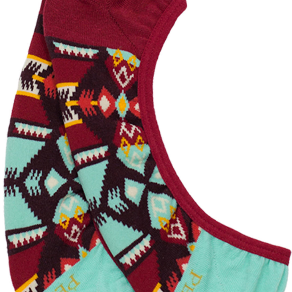 Punchy's Turquoise Eagle Rock Sock
