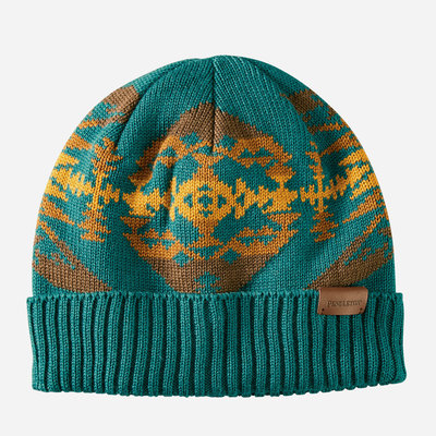 Punchy's Diamond Peak Knit Toboggan