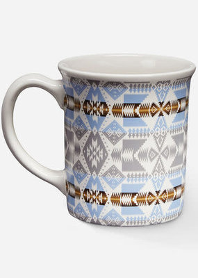 Punchy's Silver Bark Ceramic Mug