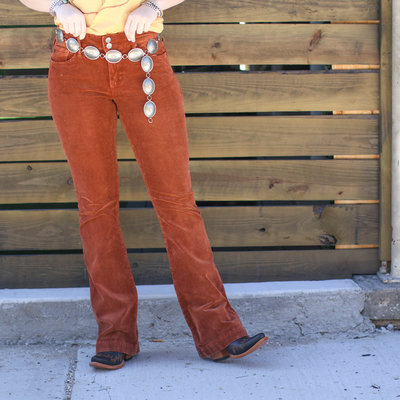 Punchy's Spice It Up Corduroy Jean