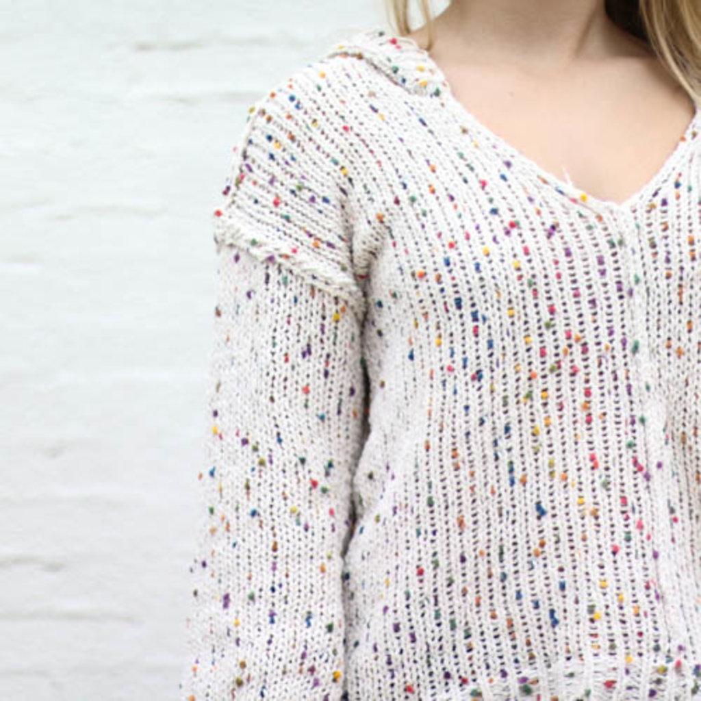 Punchy's The Fun Fetti Sweater