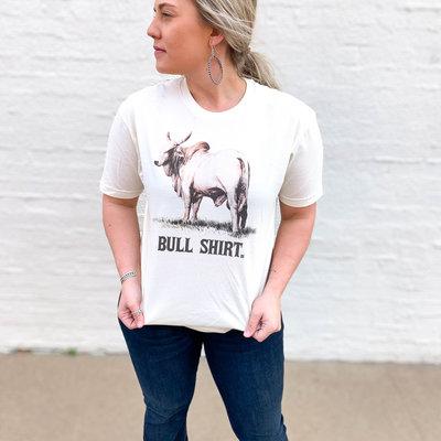 Punchy's Bull Shirt Graphic Tee