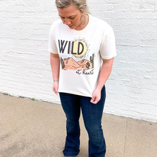 Punchy's Wild At Heart Graphic Tee