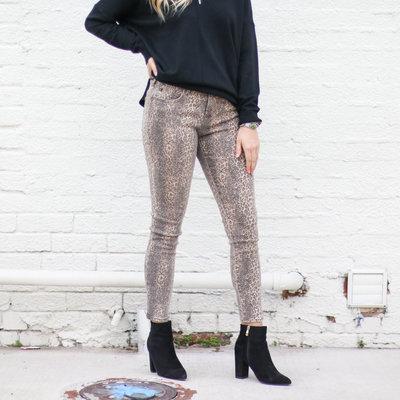 Punchy's The Zara Leopard Jean